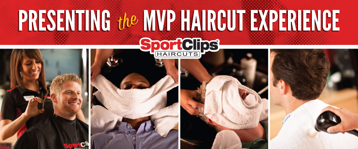 The Sport Clips Haircuts of Edmond MVP Haircut Experience